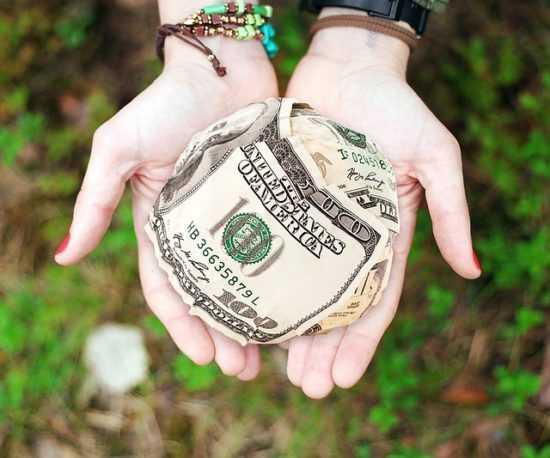 Обрядыдля укрепления финансового положения