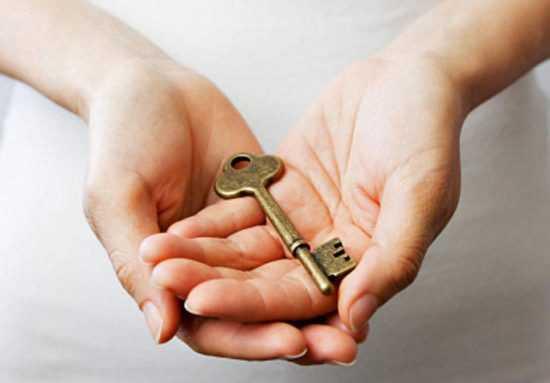 Заговор на старую связку ключей