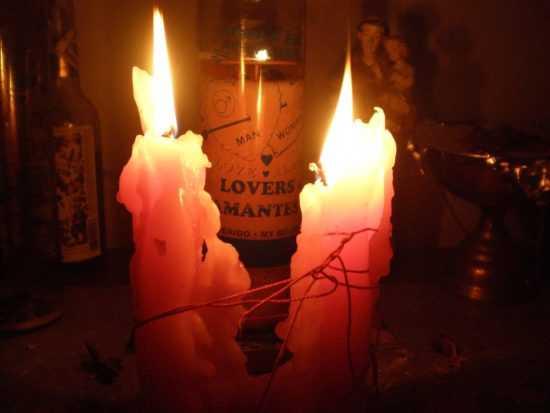 Ритуал черной магии