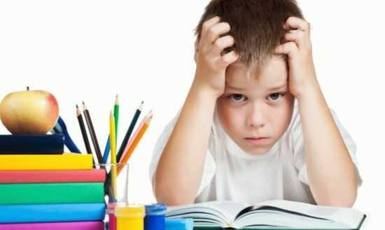 Нежелание ребенка учиться