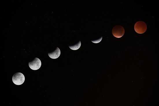 Лунный цикл