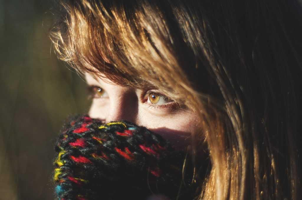 Личный шарф