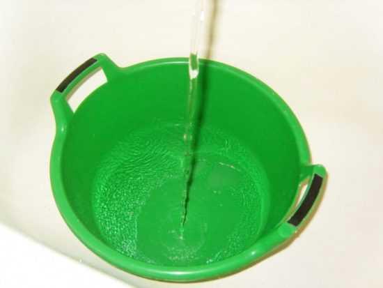Таз чистой воды
