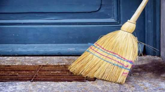 Веник для очищения жилища