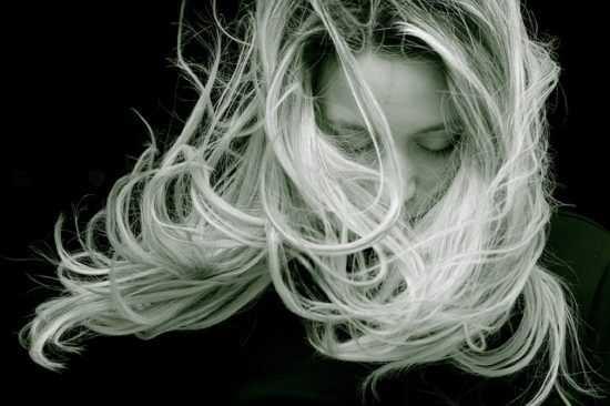 На волосы