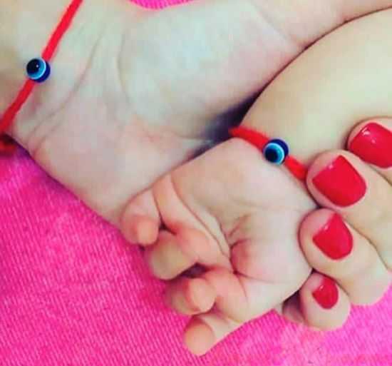 Краснаяобережнаянить для детей