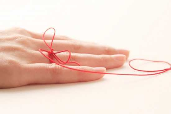 Приворот на безымянный палец