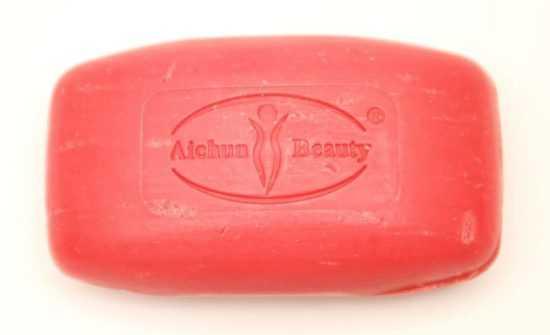 Красное мыло