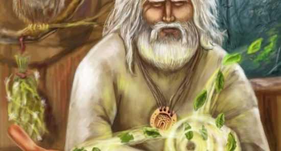 Славянские древние заговоры