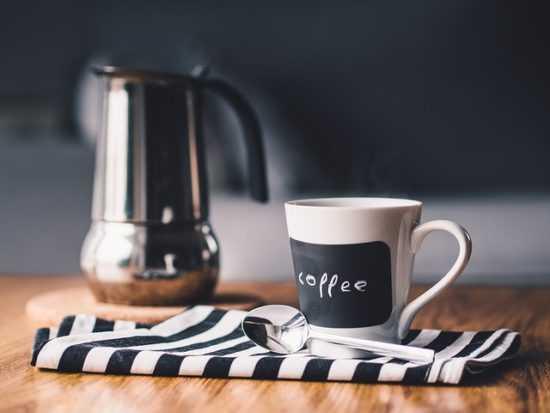 Манипуляции с кофе
