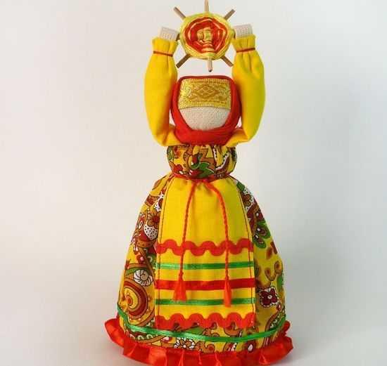 Обереговая обрядовая кукла