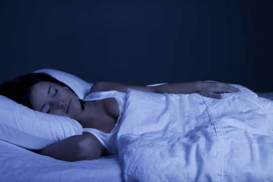 Ритуална любовь перед сном