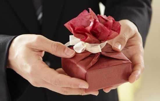 Подарок мужчины