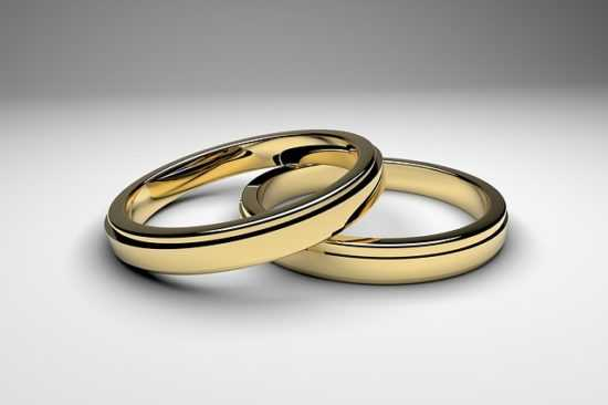 Заговор белой магии на обручальное кольцо