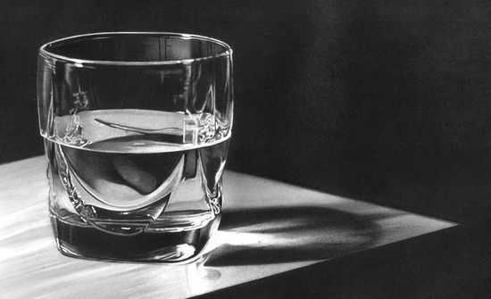 Заговор на стакан со святой водой