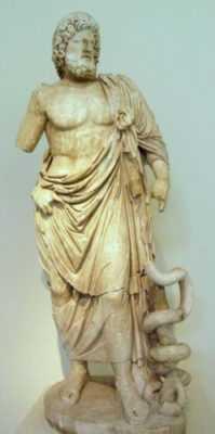 Скульптура Асклепия