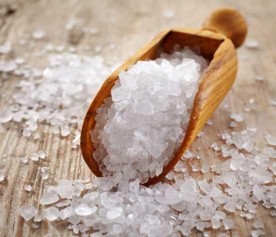 Наговор на соль