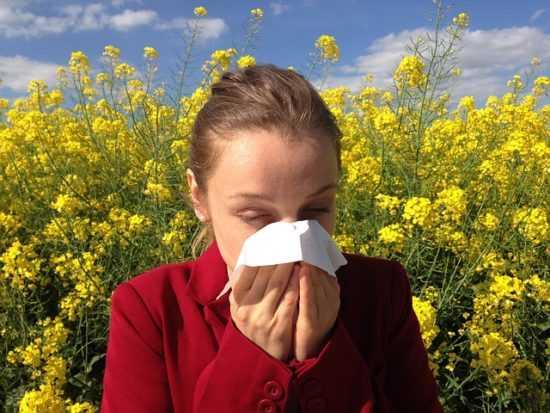 Заговор от сенной лихорадки