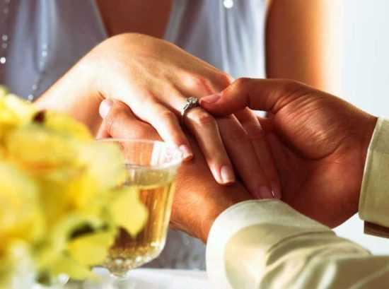 Заговор на скорое замужество