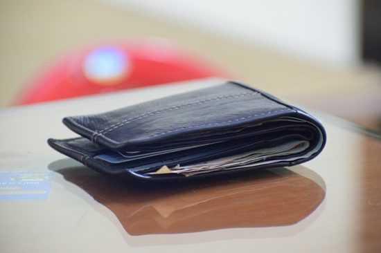 Шепотки на кошелек, бумажник