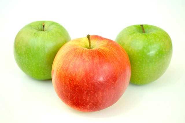Ритуальные яблоки