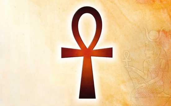 Египетский символ бессмертия Анкх