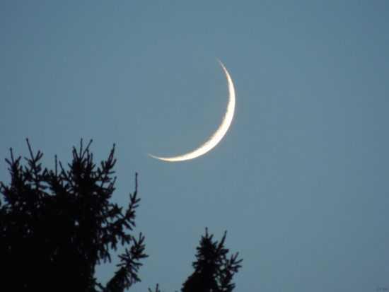Период растущей луны