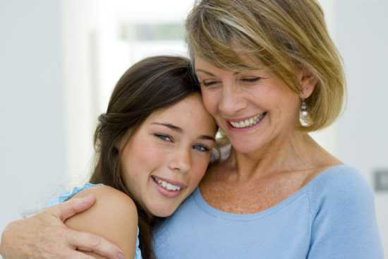 Уважение дочери к матери