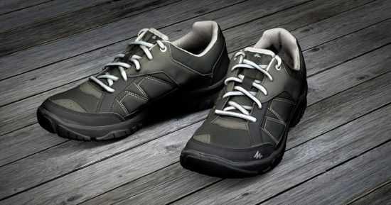 Домашний заговор над парой обуви