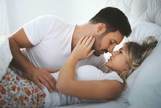 Возрождение страсти между супругами