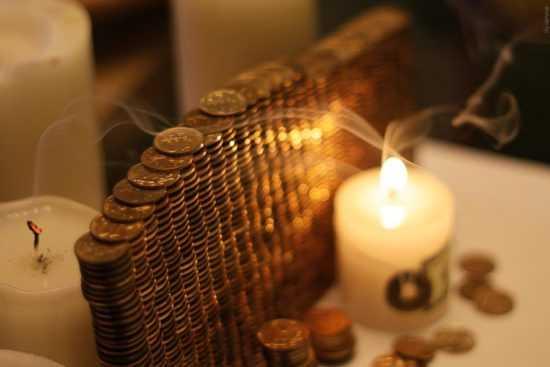 Древние заклинания на деньги