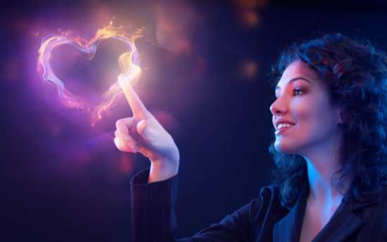 Белая любовная магия