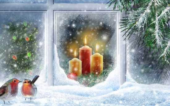 Рождественский обряд