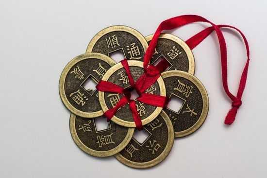 Восточные монеты