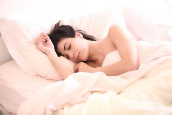 Спящая дочь