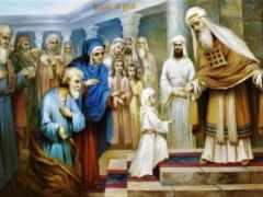 Введение во храм Пресвятой Богородицы 4 декабря