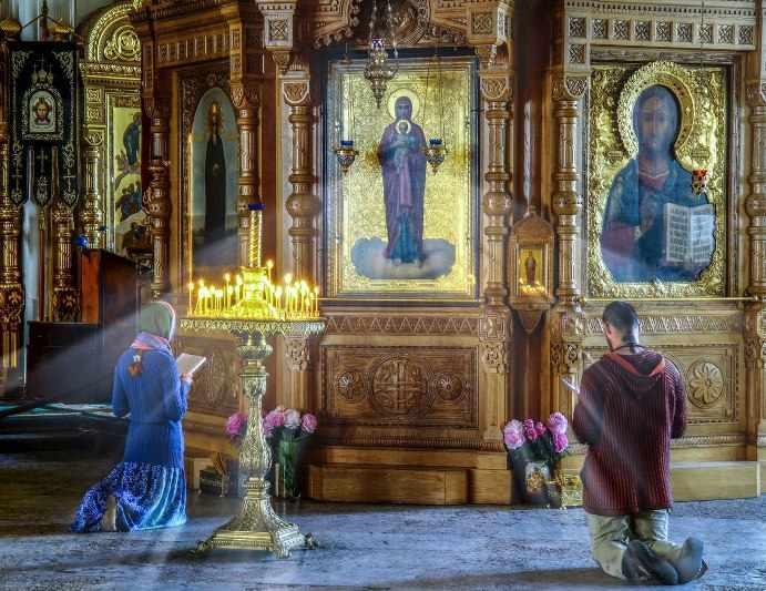 почему важно молиться