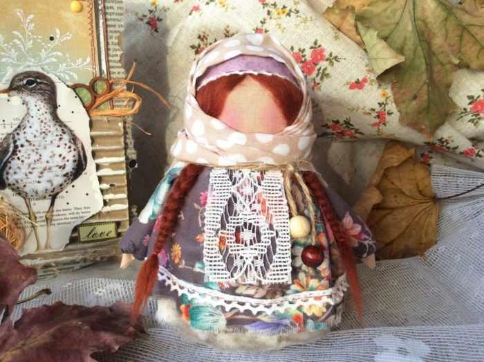 Кукла-оберег Крупеничка