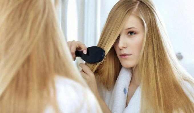 Заговор на рост волос на зеркало