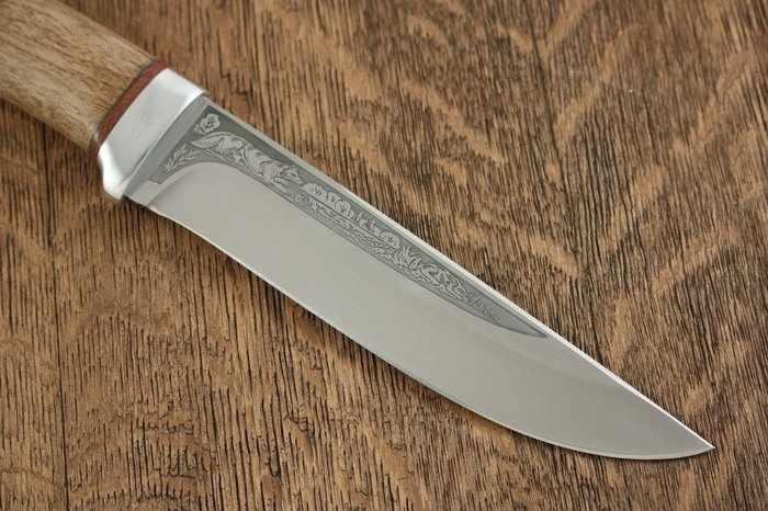 Ритуал на нож