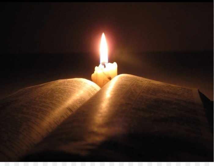 Молитвы при свечах