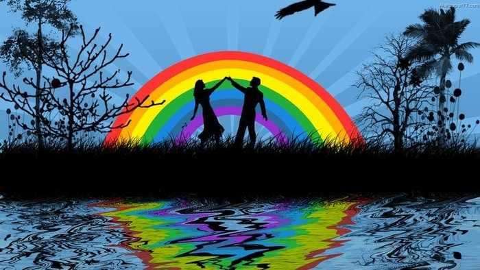 Заговоры на радугу на любовь