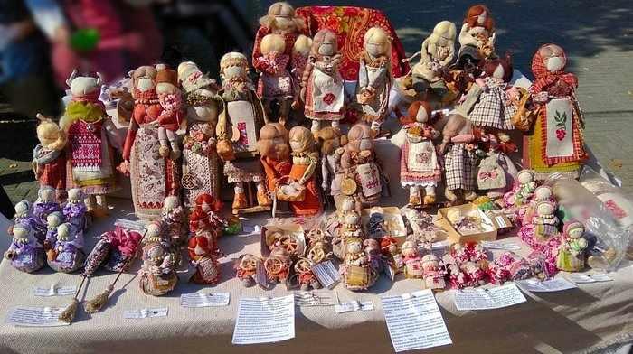 Что такое кукла-оберег?