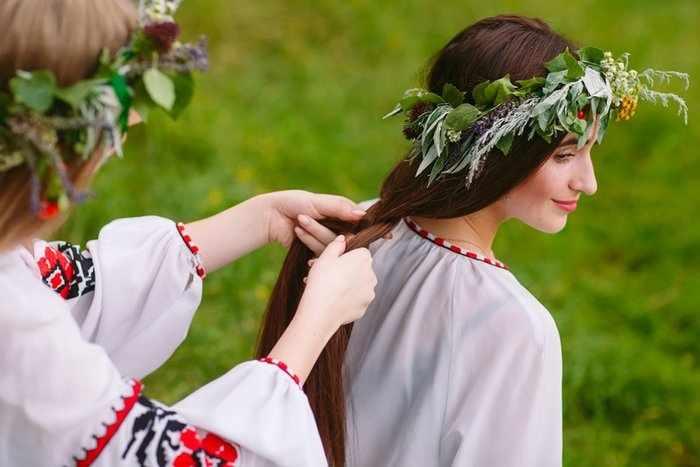 Магические поверья и правила о волосах