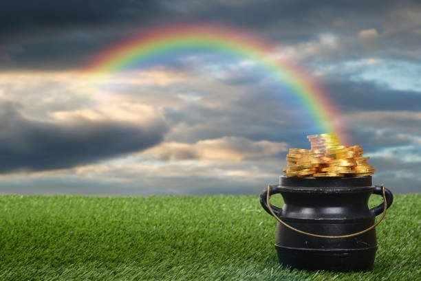 Заговоры на радугу на счастье и достаток