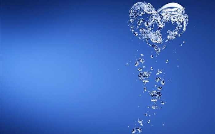 Любовные заговоры на воду