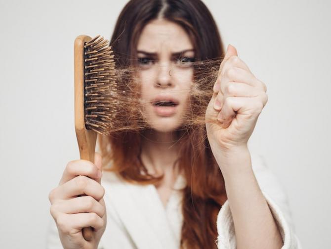 Заговор против выпадения волос