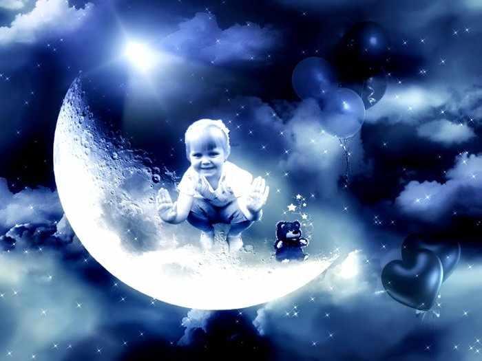Заговоры для зачатия на луну